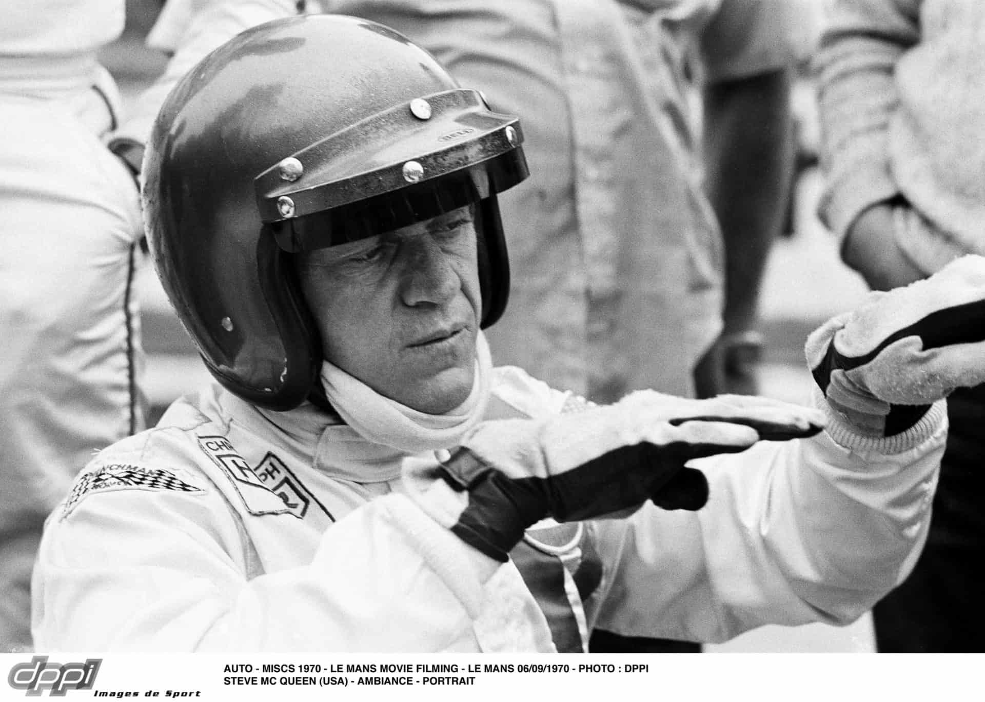 Steve McQueen - TAG Heuer Monaco