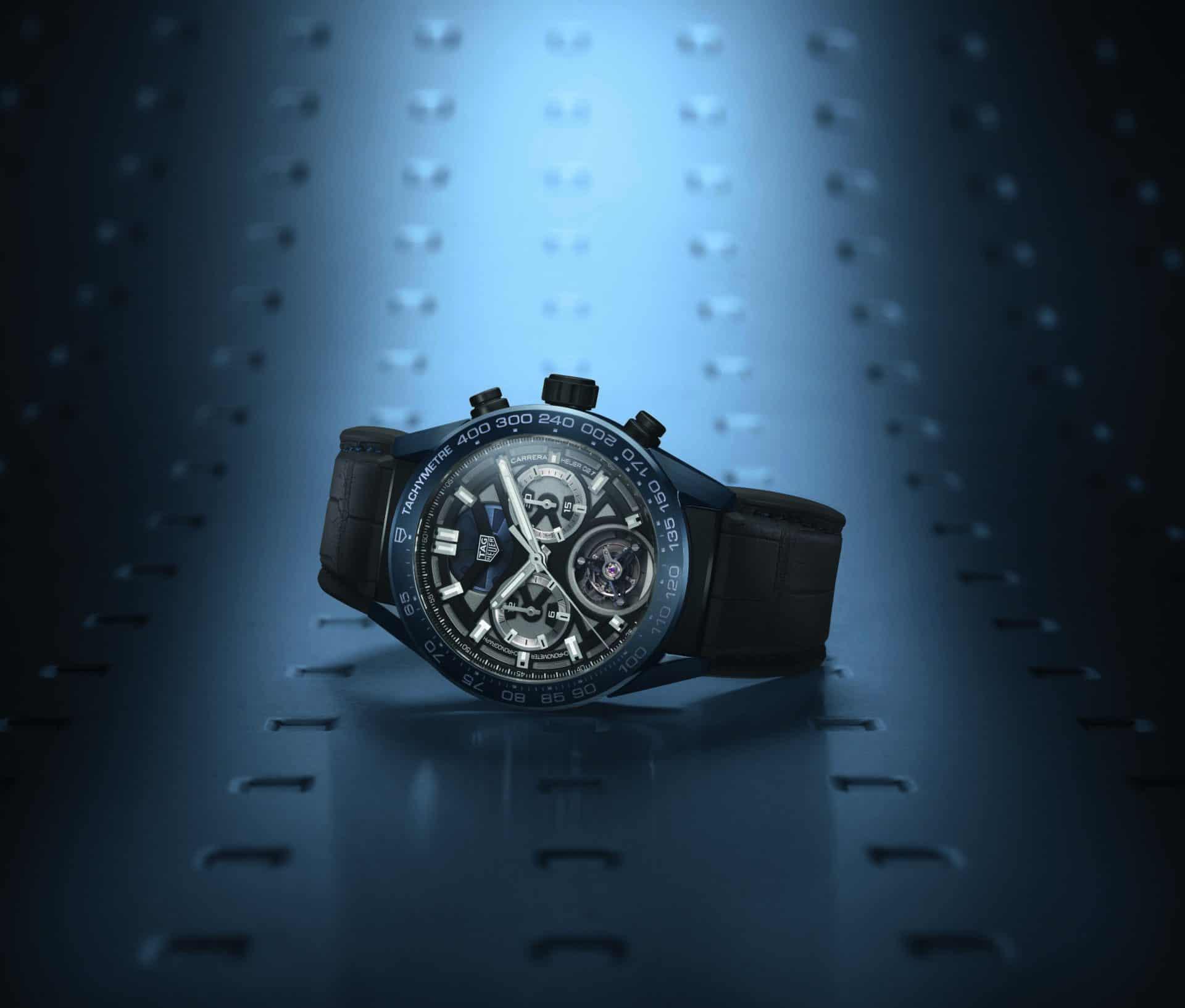 Hightech Uhren aus KeramikUltrahart: 4 sportliche Uhren aus Keramik