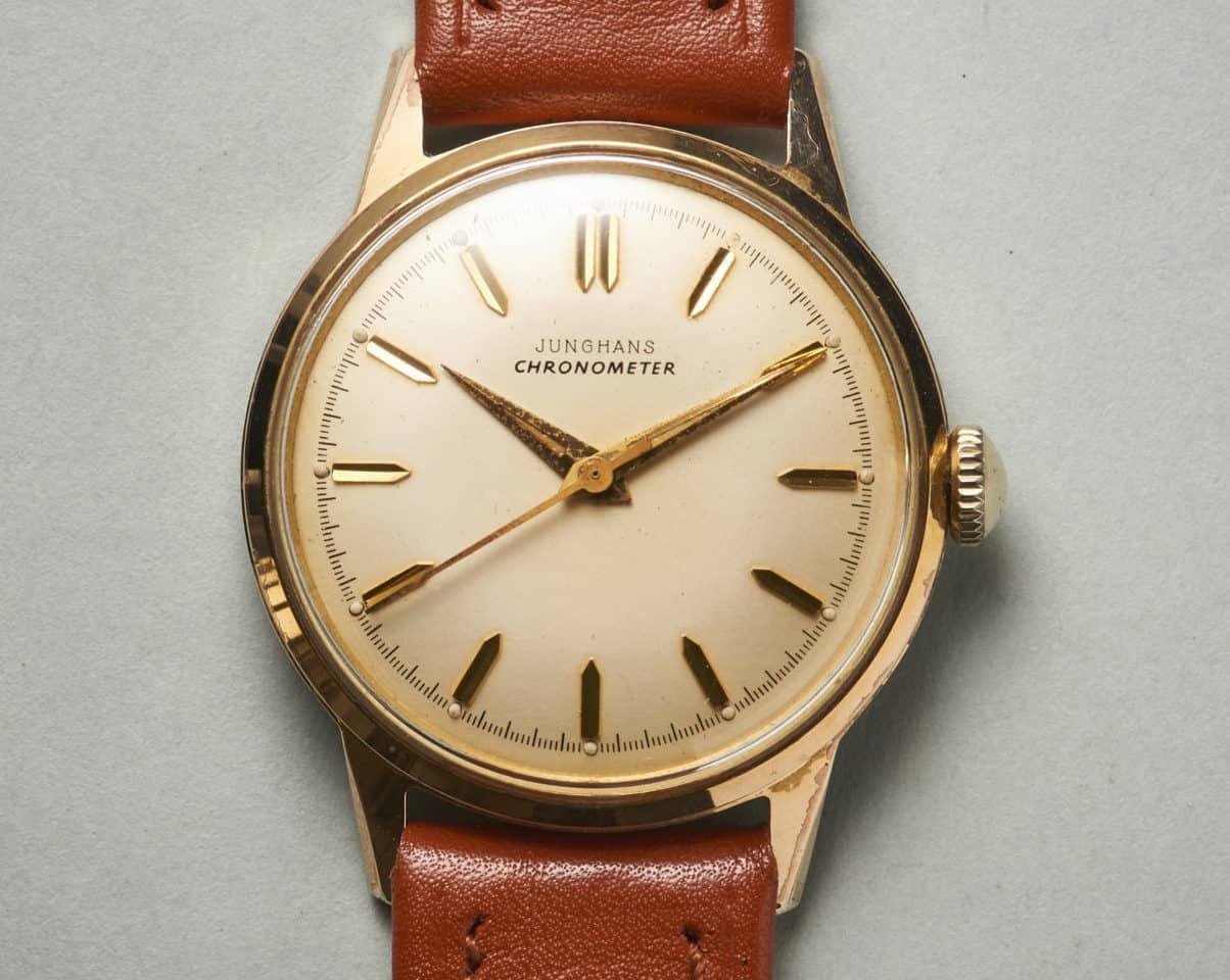 Tiefe Täler, dunkle Tannen, feine Technik – die Geschichte der Junghans Chronometer