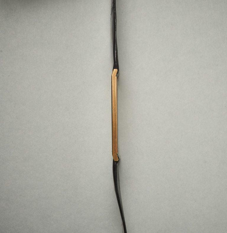Das ultraflache Werk der Longine ist dünn wie ein Blatt