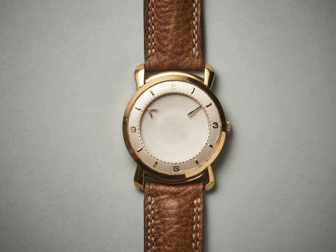 """Diese Uhr ist eine """"mysterieuse"""" Unvollendete"""