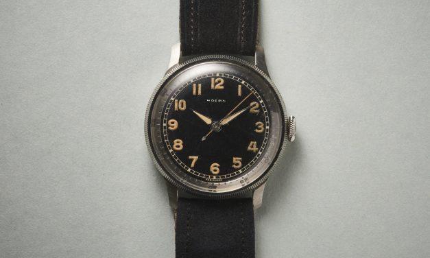 Moeris Vintage Uhr: Die unbekannte Schönheit Saint-Imier