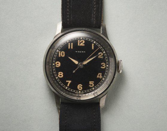Vintage UhrMoeris Vintage Uhr: Die unbekannte Schönheit Saint-Imier