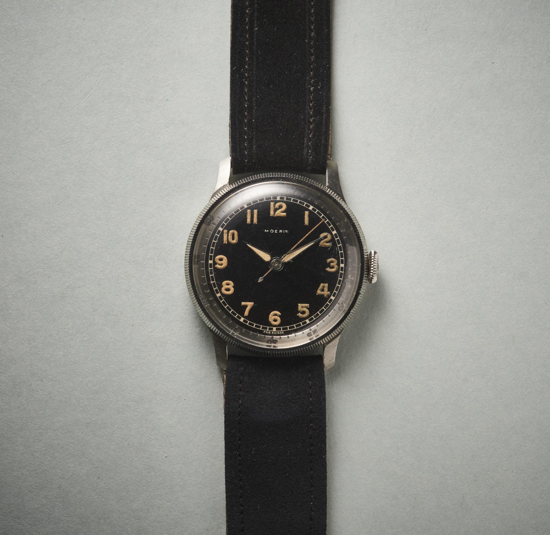 Moeris Vintage Uhr