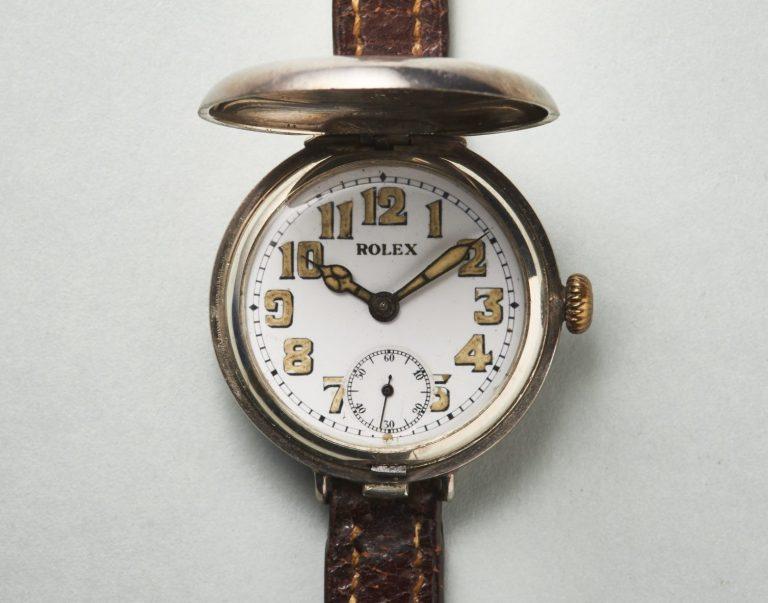 Rolex Service Reparatur und Restaurierung einer Rolex Savonette 1916