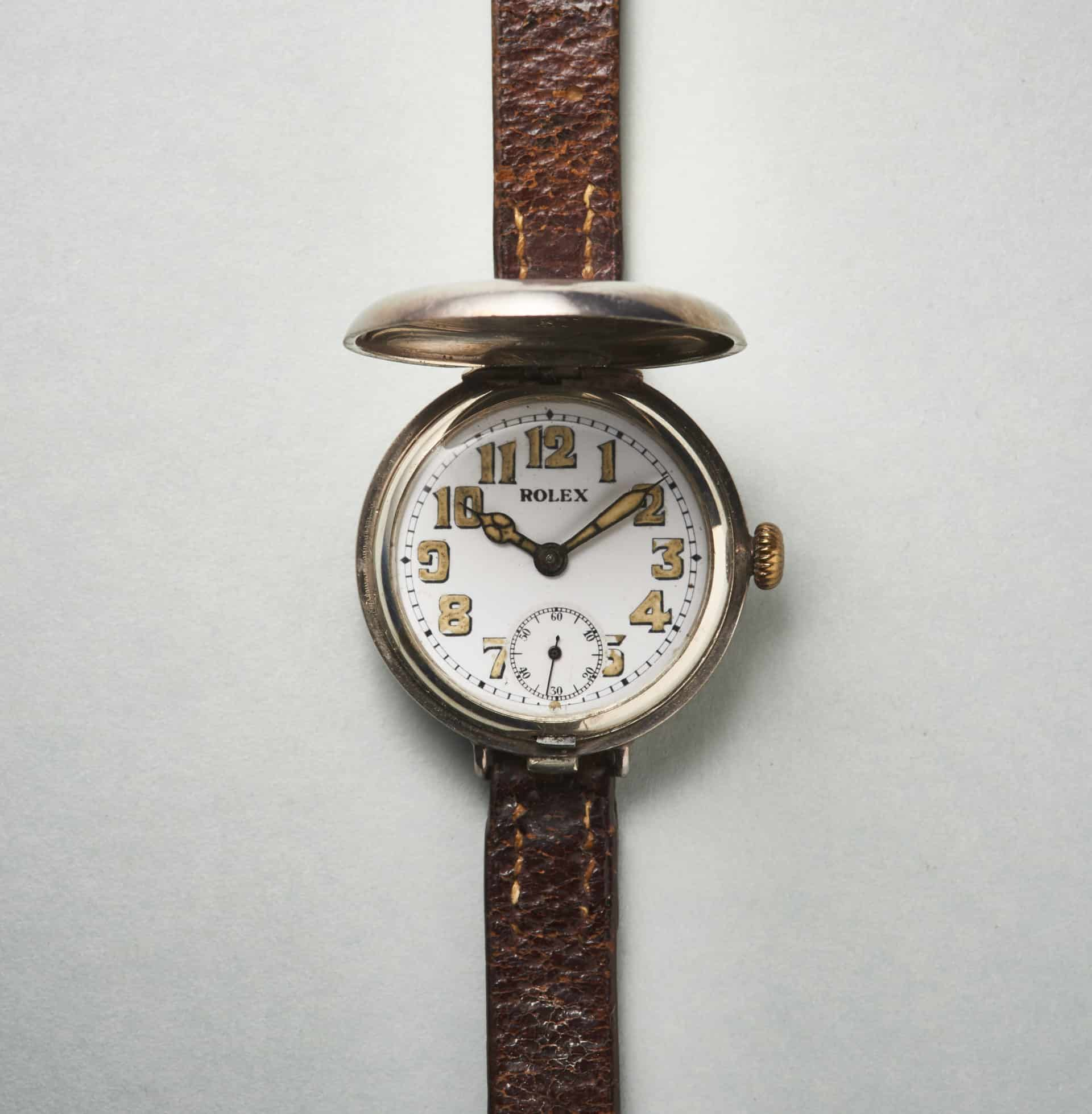 Rolex hat in seinen Anfangsjahren Uhren gebaut, die sich doch erheblich von den heutigen, im Design klar umrissenen Uhren unterscheiden. Auch sie haben ihren Reiz