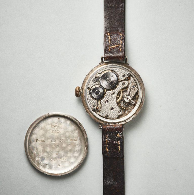 Rolex Restaurierung