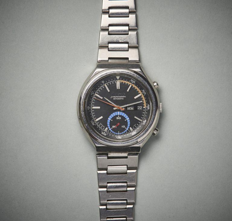 Seiko Chronograph Automatic