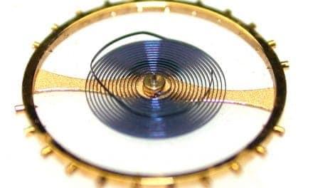 Nivarox Spiralen sind hochelastisch, unmagnetisch und temperaturstabil