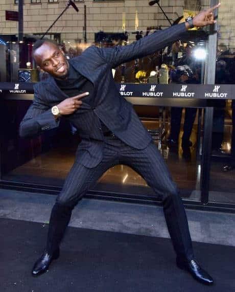 """Usain Bolt – """"Zeit ist wirklich alles"""""""