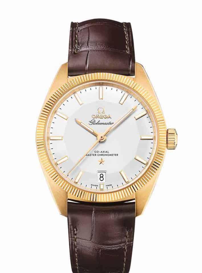 Ein prüfender Blick in das Werk dieser Omega Uhr bringt die Augen zum Leuchten!