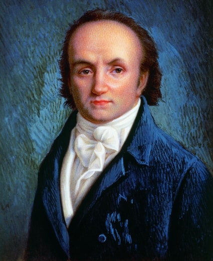 Er sorgte mit seinen Erfindungen für Quantensprünge in der Uhrmacherei: Abraham-Louis Breguet