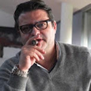 Aldo Malgada ist bekennder Zigarrenraucher