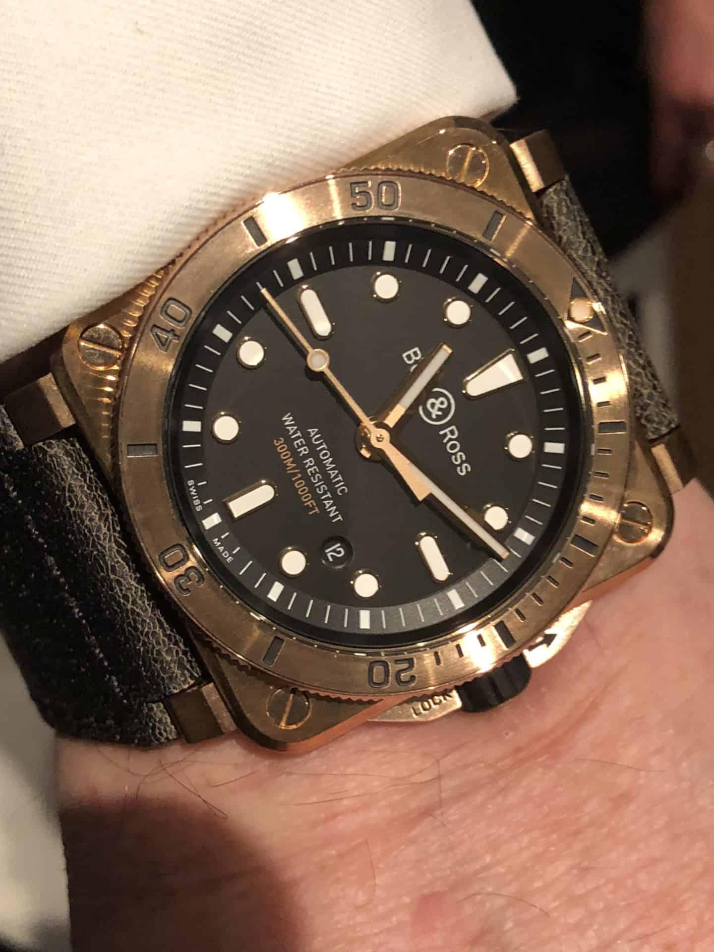 BellRoss Diver Bronze Limited Edition 2018 01a Foto GLB