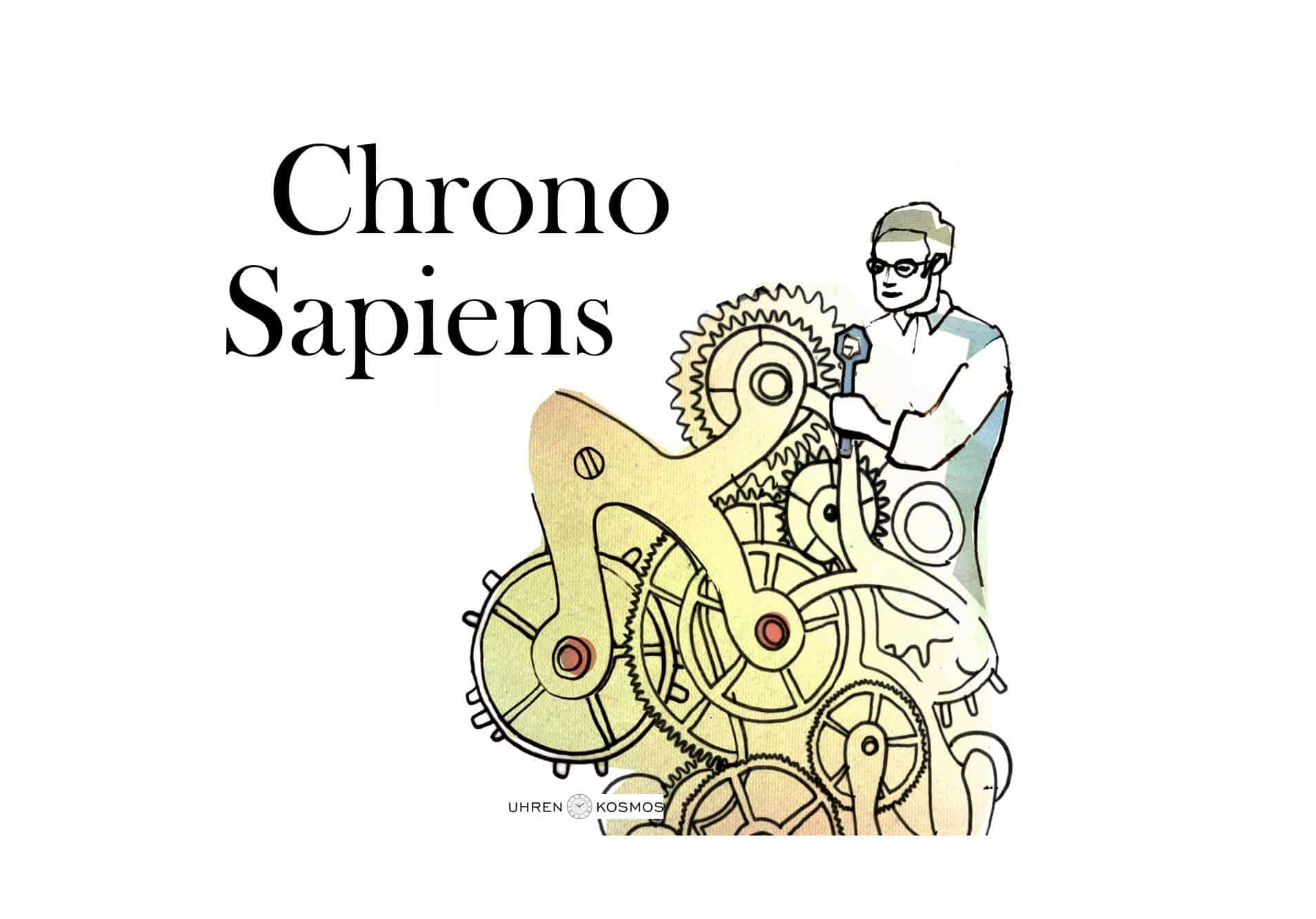 Chrono Sapiens - die Herren der Zeit im Interview