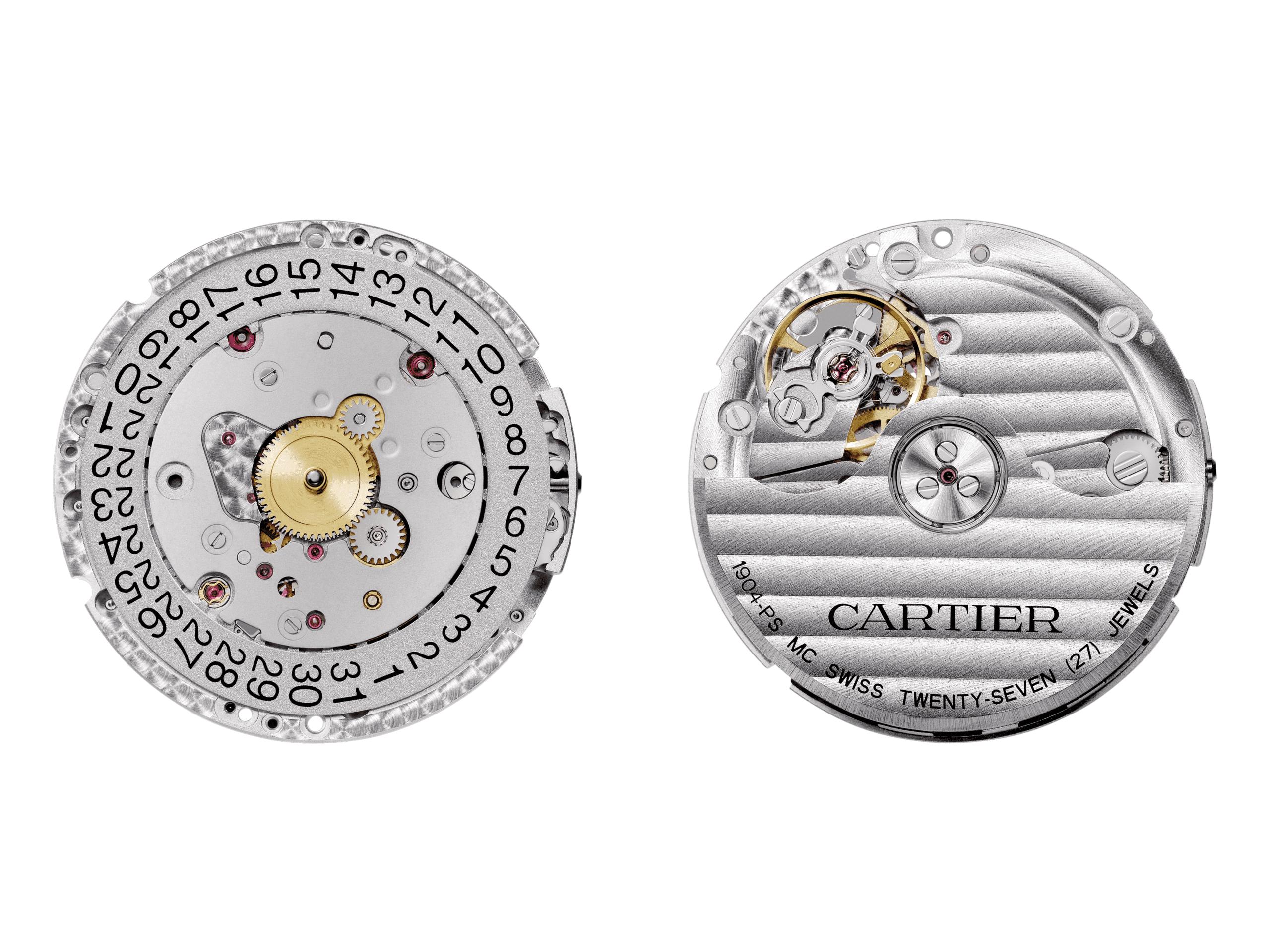 Cartier Drive de Cartier Tourbillon Roségold