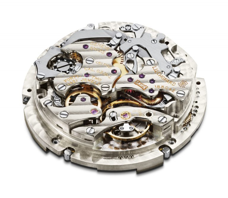 Ein feines Werk getan - das Chopard L.U.C. Perpetual Chronographen-Kaliber
