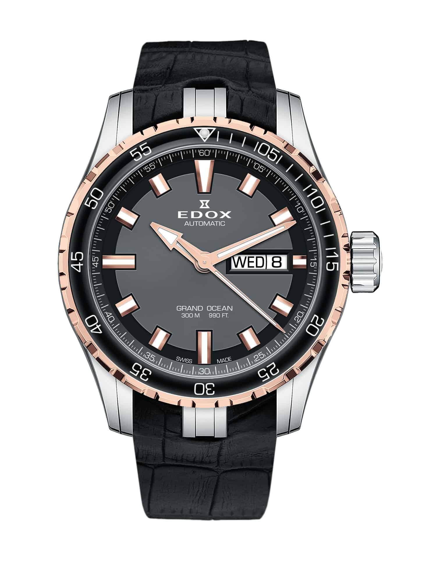 Grand Ocean Automatic 88002 357RC NIR
