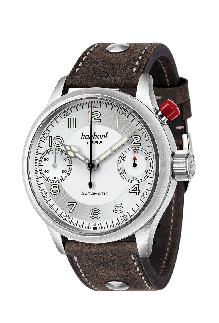Die passende Uhr für unsere jungen Pioniere - Hanhart Pioneer Monoscop