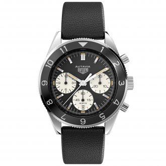 Die Heuer Autavia ist ein Uhrenklassiker. Design und Technik begeistern bis heute