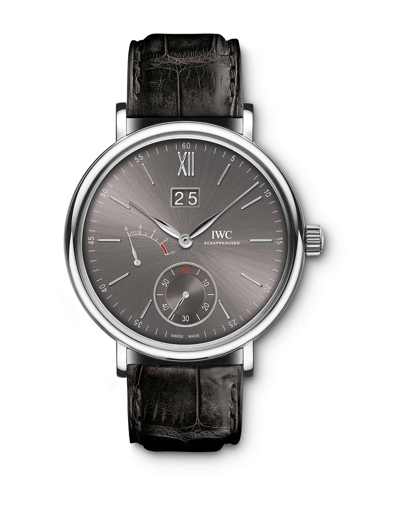Auch wenn Grau keine wirklich Farbe ist - die Eleganz des Modells besticht