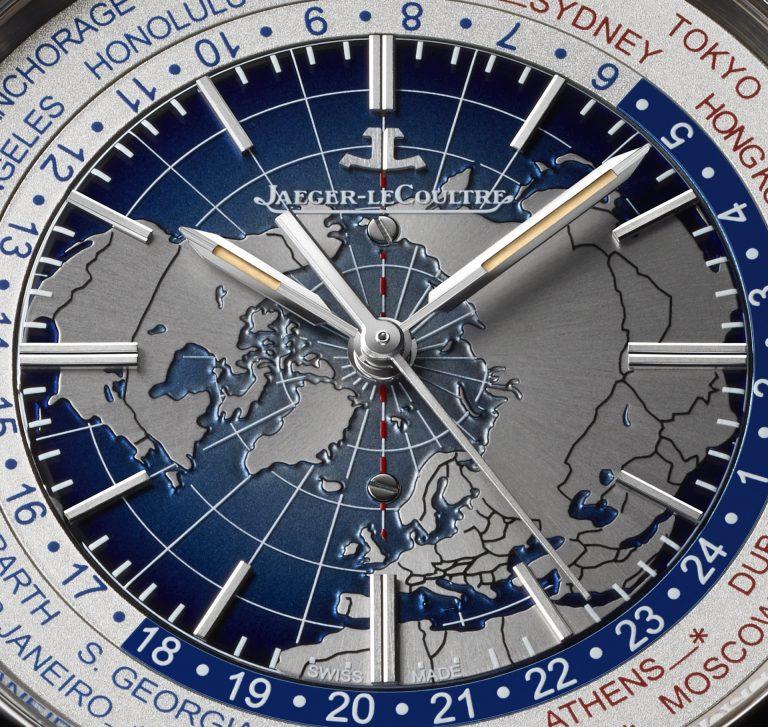 Schöner war die Reise zum Nordpol noch nie - die Jaeger LeCoultre Geophysics Universal Time