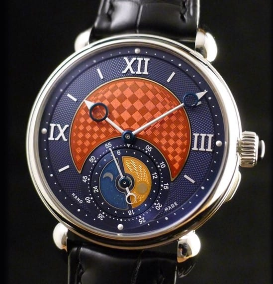 Das farbenfrohe Design der GMT-6 von Kari Voutilainen