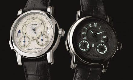 Der Ur-Chronograph Montblanc Rieussec 2 Limited Edition und seine talentierten Kinder