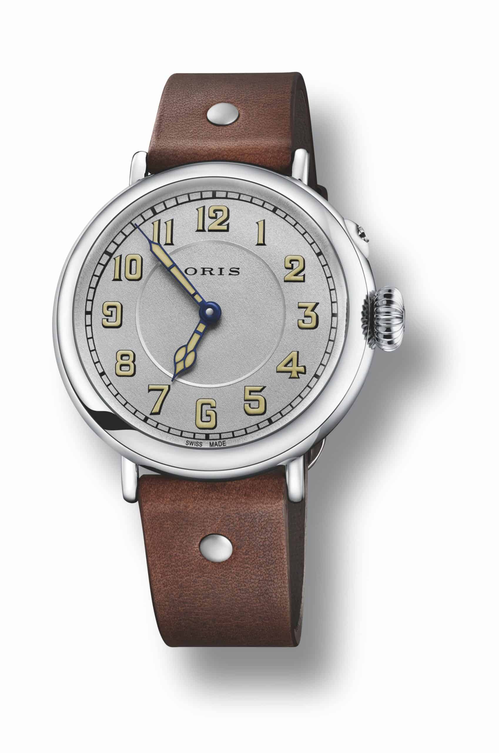 Oris Big Crown 1917 Limited Edition 6917 scaled