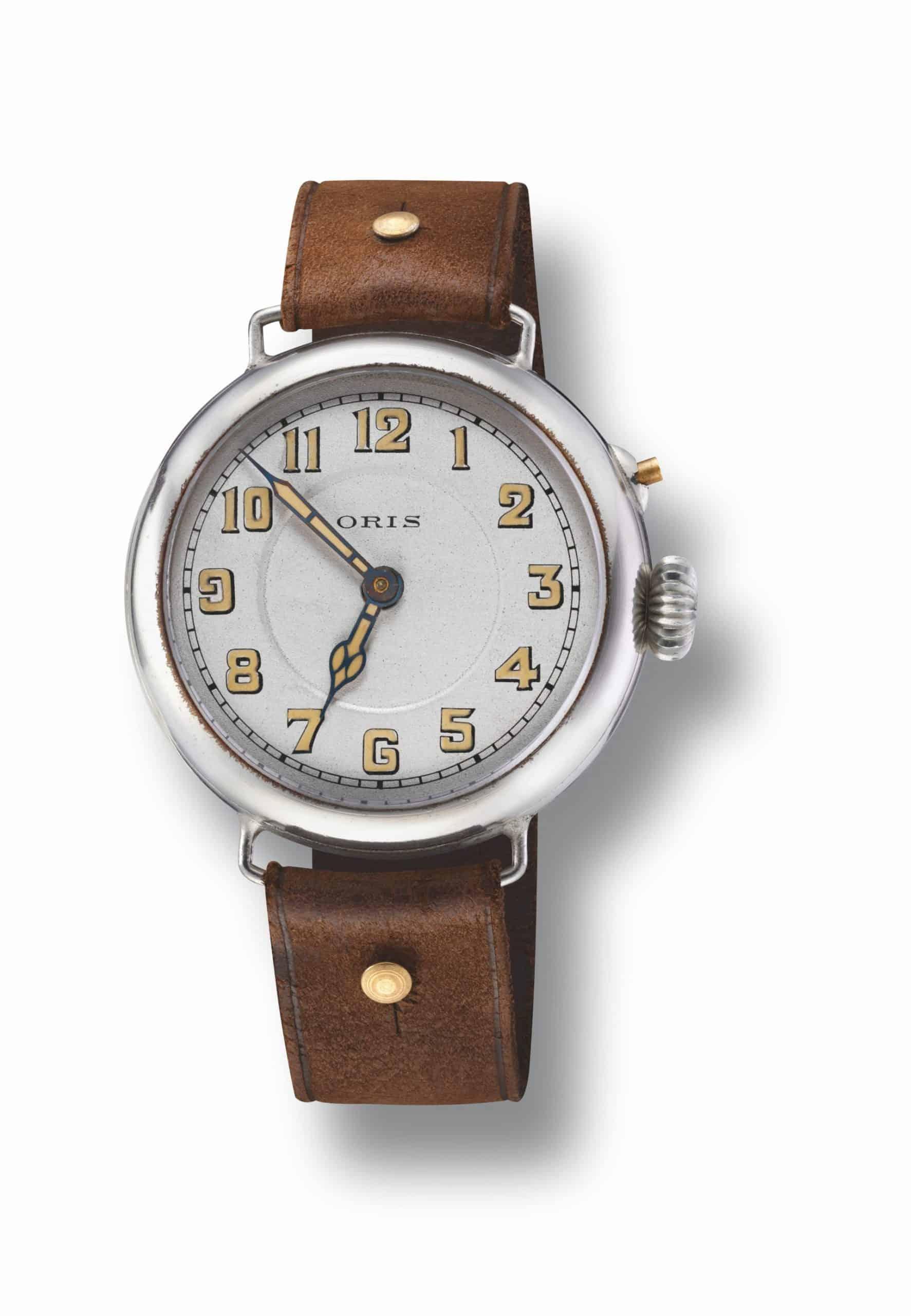 Oris Big Crown 1917 Original wirst watch Original 6861 scaled