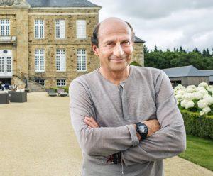 Richard Mille Moubouan Castle with Richard