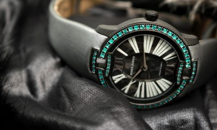 Roger Dubuis Black Velvet Paraiba: Watch (out) for the Ladies!