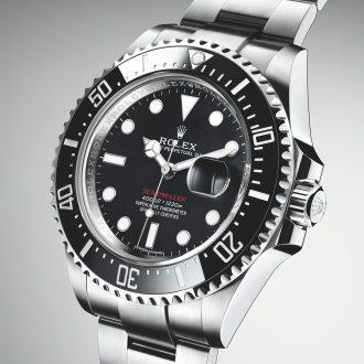 Diese Rolex-Taucheruhr ist unter- und über Wasser zuhause