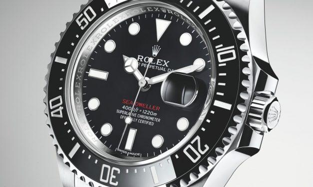 Rolex Oyster Perpetual Sea-Dweller –  über- und unterWasser ein Star