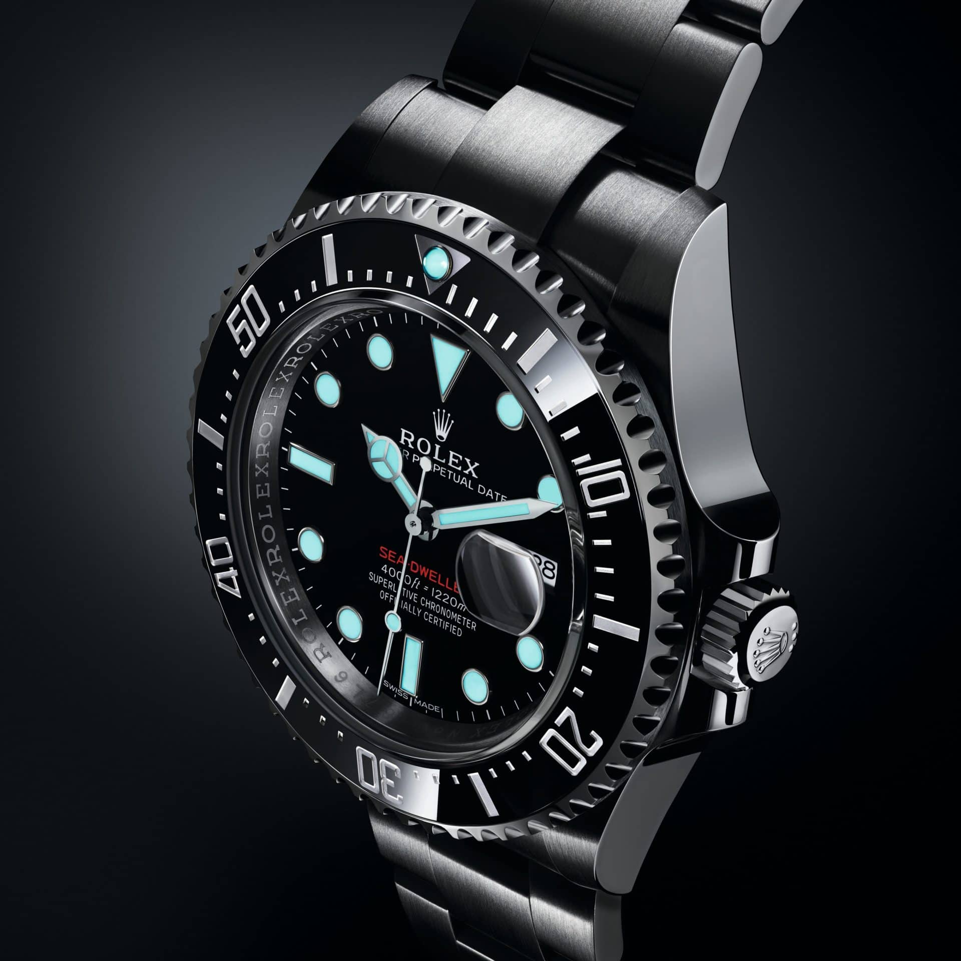 Sea Dweller 126600 005
