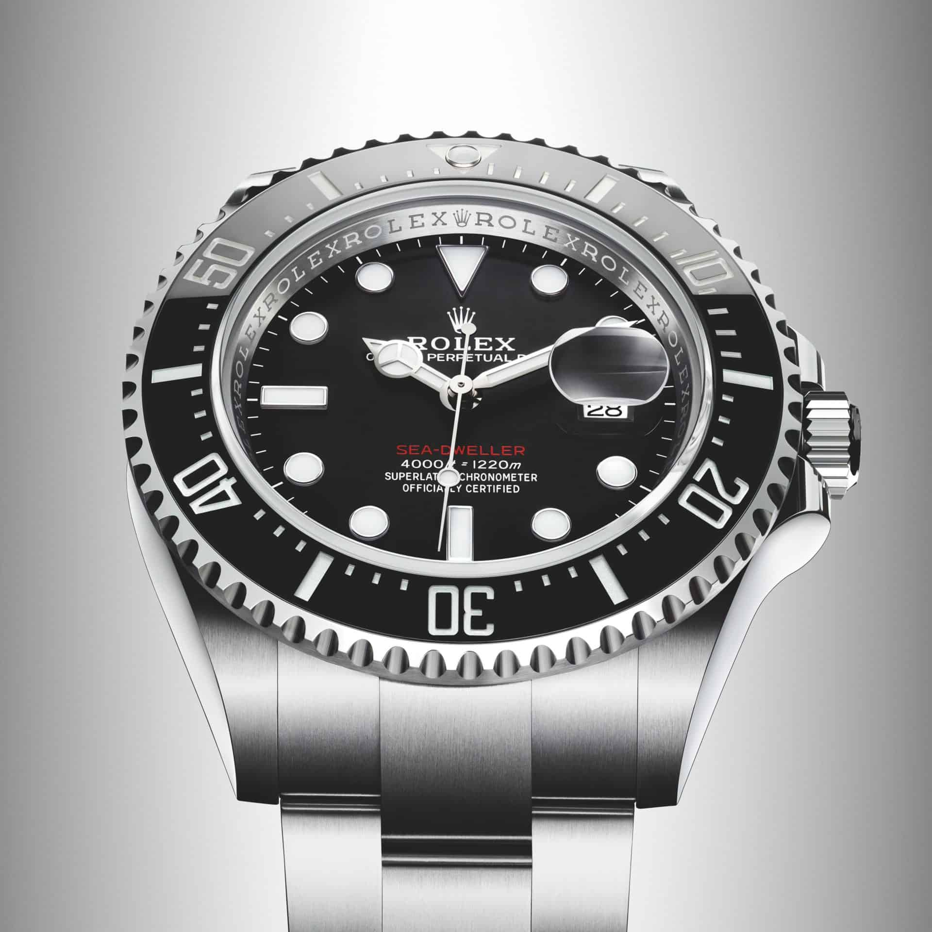Sea Dweller 126600 006