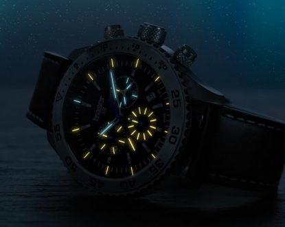 Es werde Licht! Diese Uhr bringt Licht ins Tohuwabohu