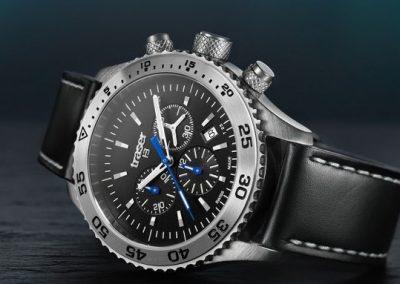 Swiss H3 Watches Traser Tagesansicht
