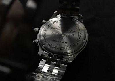 Swiss H3 Watches Traser Unterboden