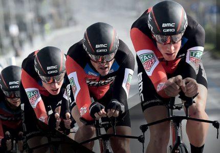 Schweizer Teamwork – BMC Racing und TAG Heuer sind nun connected!