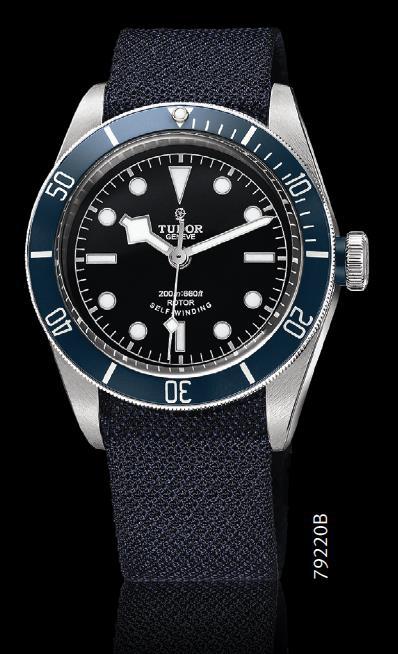 Tudor Heritage Black Bay Blue 2014 2
