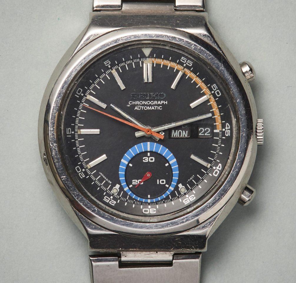 Vintage Seiko Chronograph Automatic: Klein, aber fein!