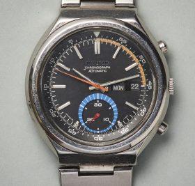 Dieser Vintage Seiko Chronograph Automatic ist Klein, aber fein!