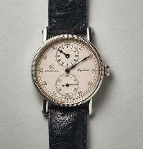 Chronoswiss Regulateur mit HandaufzugChronoswiss Regulateur Einzeigeruhr mit Handaufzug:  Der Uhrenklassiker von Gert-Rüdiger Lang