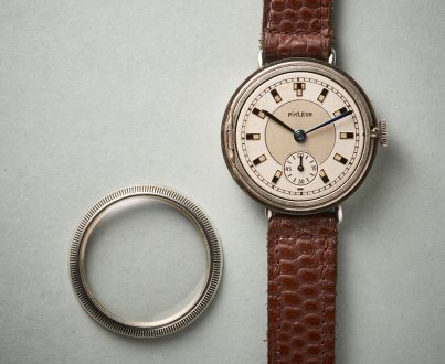Diese besondere Uhr ist zwar nicht ganz dicht – aber fast reicht manchmal auch