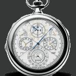 Ist die Komplizierteste Uhr der Welt Die Vacheron Constantin Taschenuhr 57260?