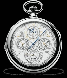 Die komplizierteste Uhr der Welt