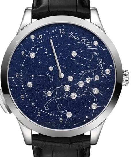 """""""Midnight Nuit Lumineuse"""" - klingt das nicht nach nächtlichem Sternehimmel? Van Cleef &Arpels hat den Namen mit Bedacht gewählt"""