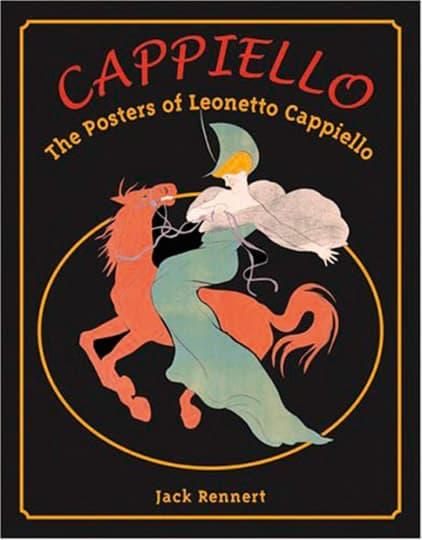 Buch Plakate Leonetto Cappiello
