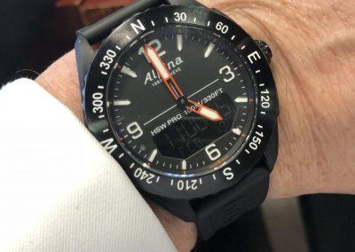 Alpina Alpiner X Smartwatch
